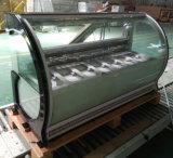 Galeto 손수레 (F-G550-W)를 위한 아이스크림 저장 냉장고 또는 Refirgerator