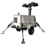 Torretta chiara idraulica mobile per uso esterno