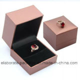 豪華で多彩なデザイン木の宝石類のギフト用の箱との高品質