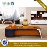 Meubles L Tableau exécutif en bois de forme (NS-ND133) de bureau de chêne