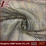 Tissu de maille respirable estampé par camouflage d'air du polyester 100