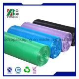 Sac à déchets en plastique HDPE biodégradable Sacs à ordures
