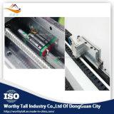 Stahlrichtlinien-automatische stempelschneidene Maschine zusammen mit dem Verbiegen