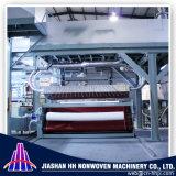 중국 Zhejiang 높은 최고 질 중국 2.4m SMS PP Spunbond 짠것이 아닌 직물 기계