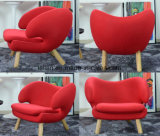 Finn Juhl Pelikan Sofa-Einzelsitz-Stuhl (LL-BC070)