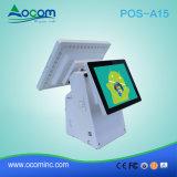 POS-A15 15.6 стержень все POS касания дюйма I3 I5 RFID Msr в одном с принтером