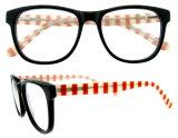 De nieuwe Model Met de hand gemaakte Acetaat Optische Eyewear van de Glazen van het Frame Eyewear