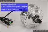36V 250W paste de Elektrische Uitrusting van de Motor van de Fiets met de Batterij van het Lithium van het Type van Rek aan