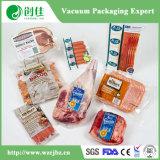 Plastikverpacken der Lebensmittel PA-PET hoher Sperren-Vakuumbeutel