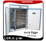 デジタル太陽動力を与えられた自動家禽は卵を投げつける鶏(BZ-2112)のための定温器の価格に