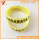 Wirstband en caoutchouc personnalisé, bracelet de mode pour des cadeaux
