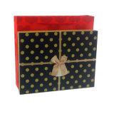 Caixa de presente de papel de venda quente do chocolate com curva