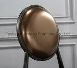 販売のための椅子を食事する高品質の本革の丸背