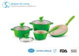 Cookware antiaderante dell'alluminio del rivestimento