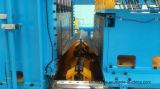 Linha de produção de barbatanas corrugadas com transformador selado hermeticamente