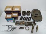 Peça sobresselente hidráulica das peças da mini máquina escavadora (EX200-1)