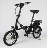 صغيرة جيب طيّ كهربائيّة درّاجة ذكيّة مصغّرة كهربائيّة