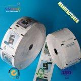 Rollen des ATM-thermischen Papiers