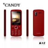 Nouvelle Mode conception mince téléphone 2G