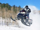 Rubber Track 500 Width para Snowmobile Track