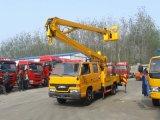 4*2 Jmc 20のMの販売のための高い空気のプラットホームクレーントラック