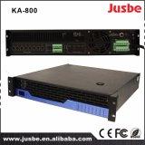 Ka800の出力される8のプロ可聴周波多重チャンネルの電力増幅器