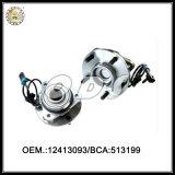 Vordere &Rear Rad-Naben-Peilung (12413093) für Buick