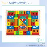 Het nieuwe Onderwijs Magnetische Blok van de Bouwstenen van het Stuk speelgoed Houten Voor Jonge geitjes