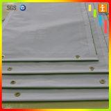 Drapeau de frontière de sécurité de maille de vinyle de PVC d'étalage de la publicité extérieure d'impression de Digitals (TJ-09)
