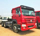 HOHAN/HOWO 6X4の索引車/トラクターのトラック