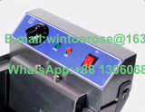 19L Singel Edelstahl-elektrische Bratpfanne mit Öl-Ventil
