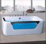 Nuova STAZIONE TERMALE della vasca da bagno di massaggio di rettangolo di disegno con Ce e RoHS per la singola persona (AT-LW0798)