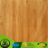 O papel decorativo da grão de madeira tem uma boa reputação