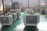 20kv 배급 저잡음 기름에 의하여 가라앉히는 2000kVA 전력 변압기
