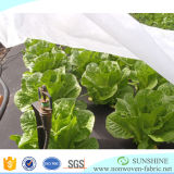 Tela resistente UV não tecida da agricultura dos PP Spunbond
