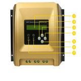 MPPT 30A 12V/24V Heatsink Cooling 35V-100VDC Solar Controller Sch-30A-EL