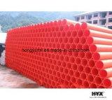 Cable compuesto de tubo carcasa de plástico reforzado con fibra