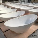 Ванна оптовых акриловых твердых поверхностных санитарных изделий Китая Freestanding