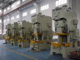Prensa mecánica de la alta precisión del marco del boquete de 160 toneladas
