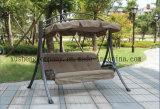 Oscillazione d'acciaio Leisurely del giardino della presidenza dell'oscillazione della mobilia del giardino/patio/hotel