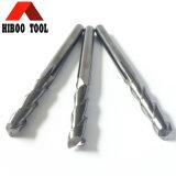 2 инструмент карбида цены HRC45 Fluets дешевый для резать Alu
