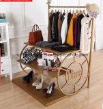 Form-Gondel-Bildschirmanzeige für das Shopfitting, Ausstellungsstand
