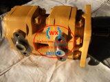 Bulldozer dell'OEM KOMATSU Manufacture~Komatsu (D355A-5. D355A-3) Pompa a ingranaggi idraulica: 07448-66200 pezzi di ricambio automatici