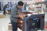 セリウムISOの証明書が付いている工場直売のデニムのジーンズレーザーの彫版機械