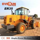 Everun Brand Wheel Loader、セリウムが付いているFront端Loader (ER35)