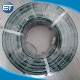 Tubo flessibile compatto espansibile dell'acqua del giardino del PVC della plastica per lo spruzzatore di irrigazione del prato inglese