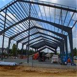 Estrutura de aço leve depósito Pre-Fabricated/pré-fabricados para fins de produção industrial