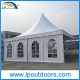 Роскошный алюминиевый шатер венчания Pagoda шатёр партии