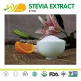 Zero Natural Calrio edulcorante Stevia Extracto Rebaudioside uma SG95% Ra60%