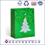 クリスマスはあなた自身のロゴの紙袋をカスタム設計する